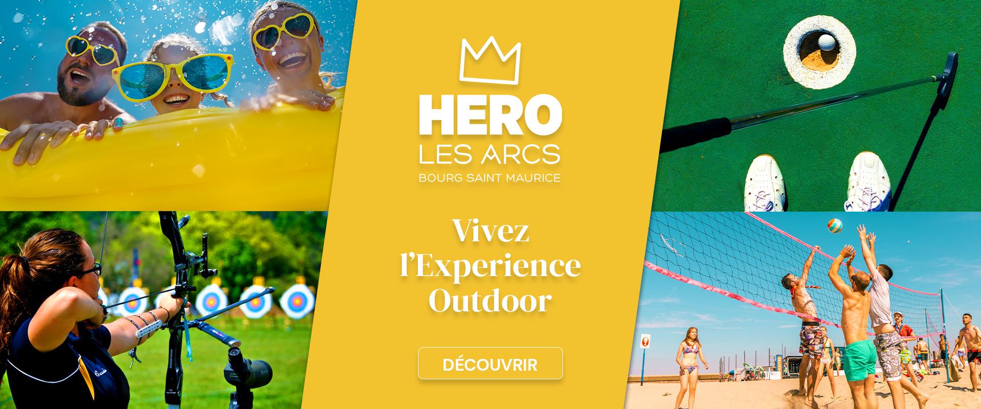 HERO Pass Les Arcs
