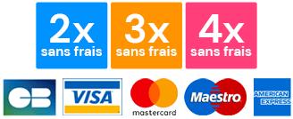 Alpissime visa master PayPal